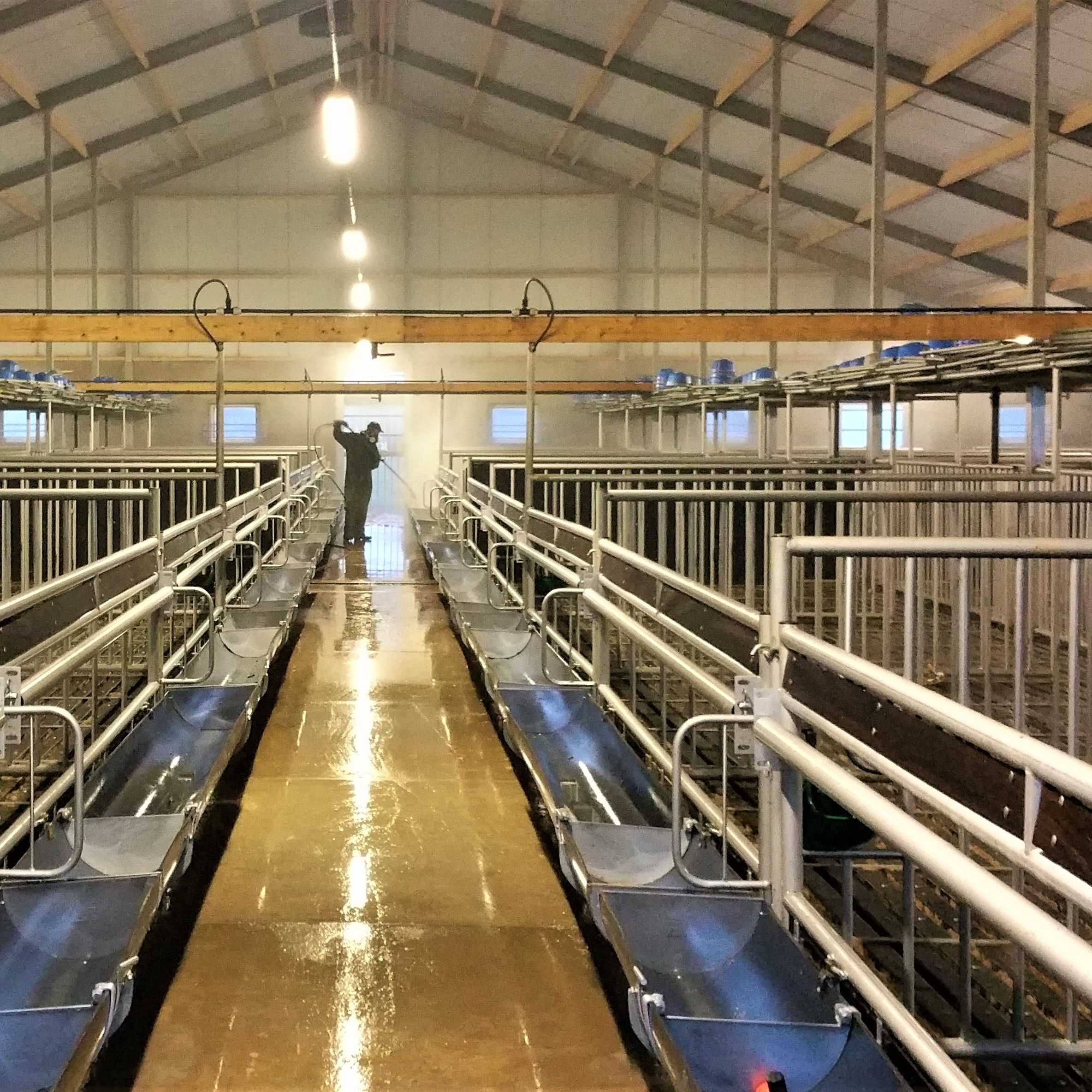 Stalreiniging-agrarische-dienstverlening-bedrijfsverzorging